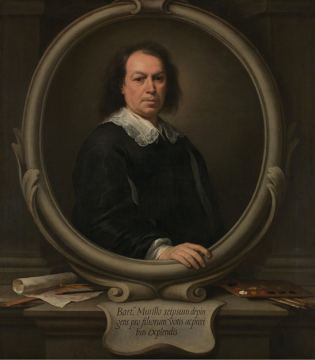 Painter Bartolomé Esteban Murillo Cathedral