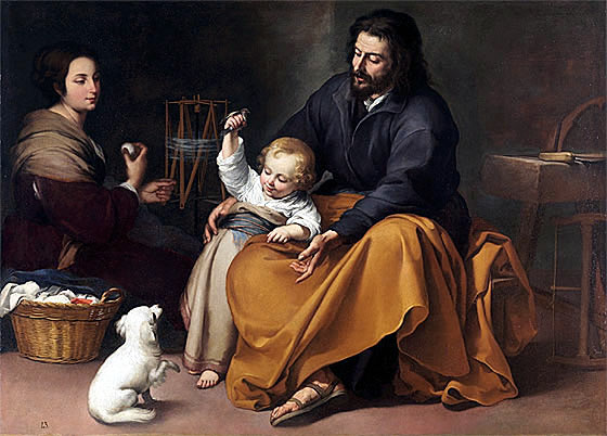 Holy Family of Murillo