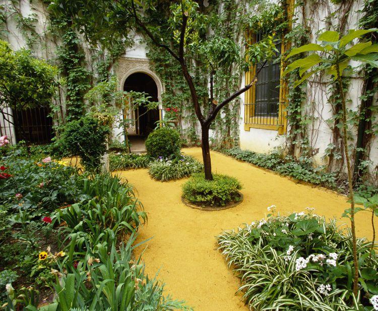 Seville Santa Cruz and Triana Private Tour