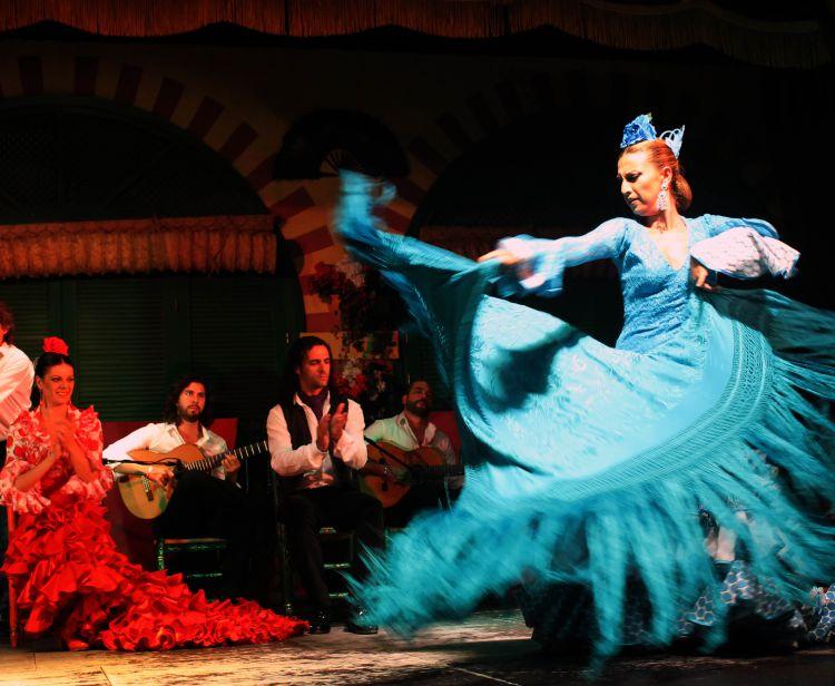 Seville Flamenco show + Dinner