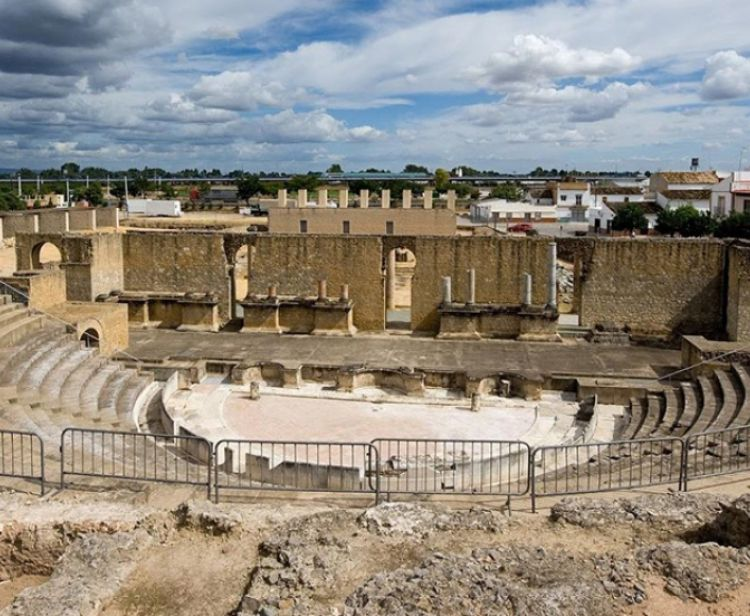 Day trip from Seville to Italica Roman City