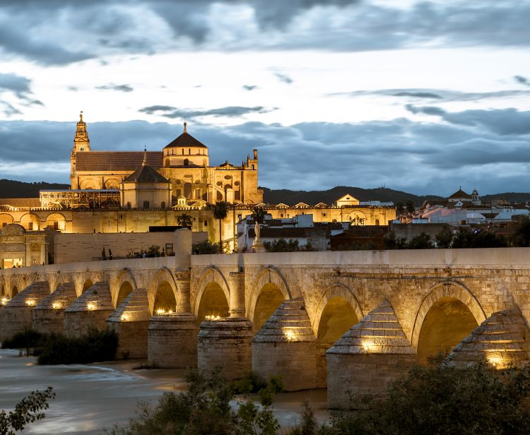 Group excursion from Seville to Cordoba: Caliphate and Muslim
