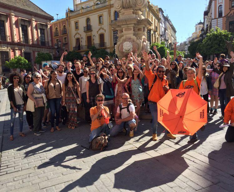 Seville Free Tour