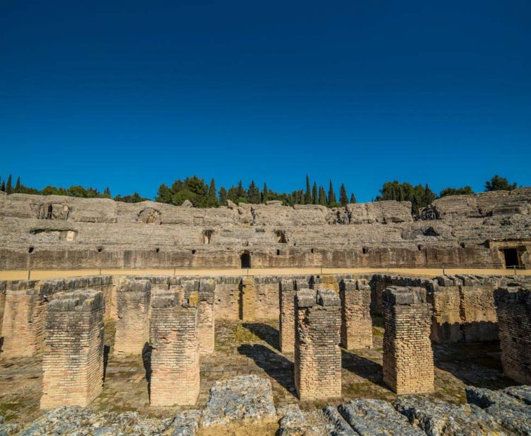 Group excursion from Seville to Italica