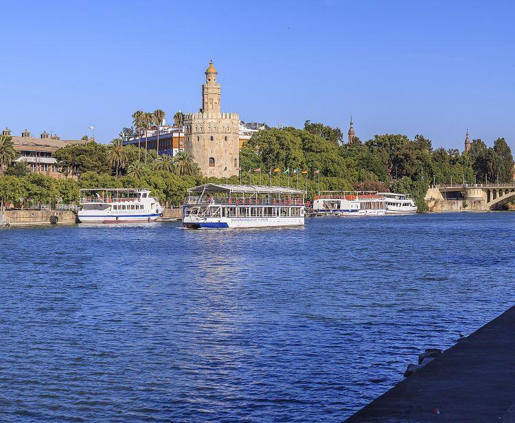 Seville river cruise
