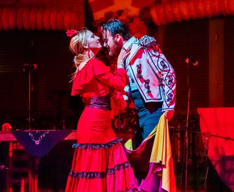 Seville Flamenco show + Food