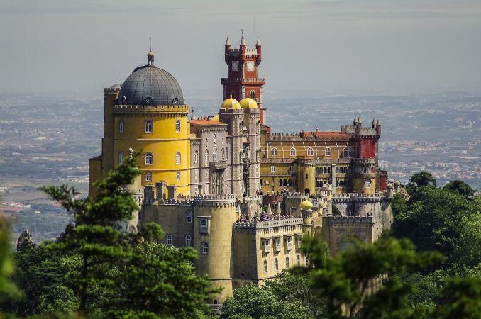 Sintra: una visita a la maravillosa Villa Portuguesa
