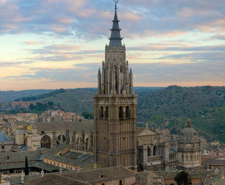 Daytrip from Madrid to Toledo
