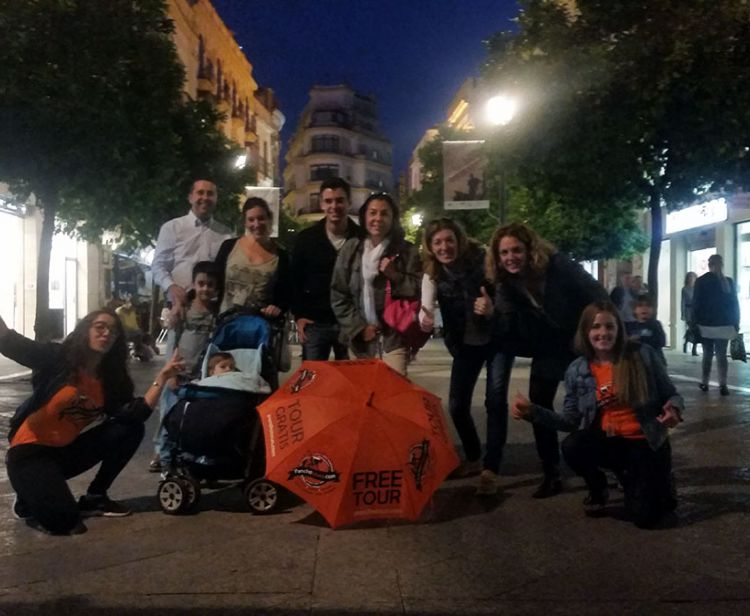 Jerez Free Walking Tour