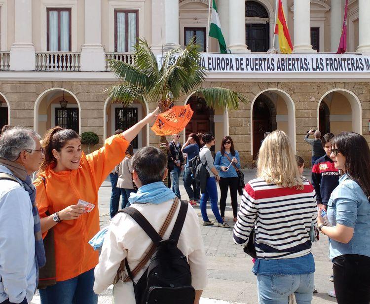 Cadiz Free walking tour