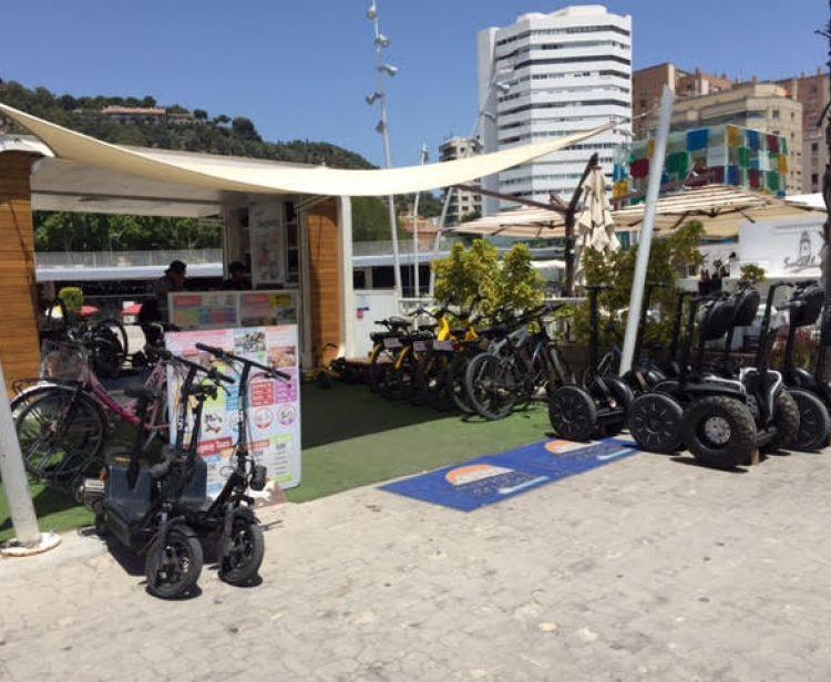 Malaga Segway Tour & Gibralfaro