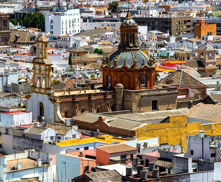 Day trip from malaga to seville