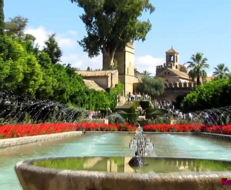 Tour Alcazar de Cordoba