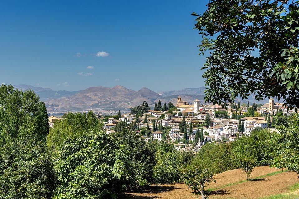 Granada en 400 palabras