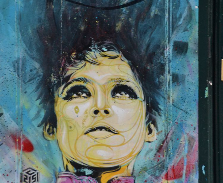 Tour de los Graffiti Lisboa