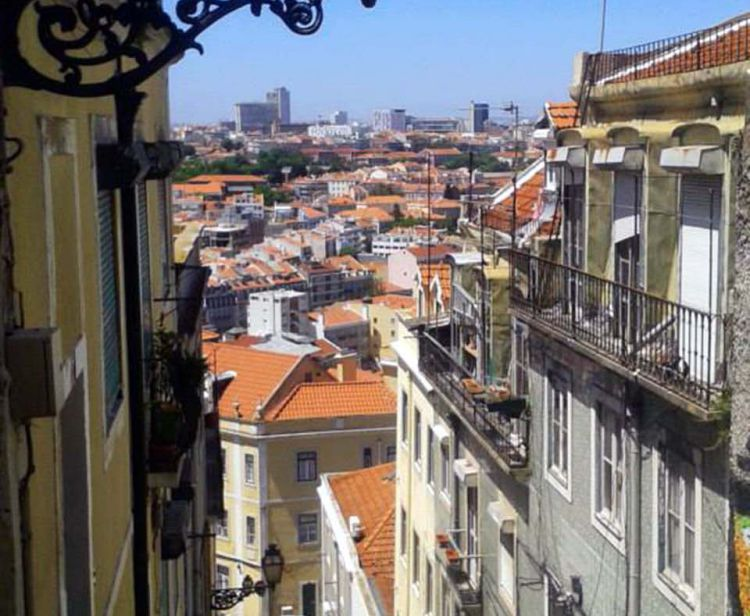 Tour Mouraria Lisboa