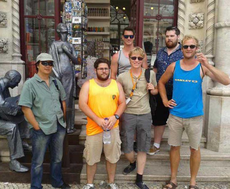 Free tour bairro alto y chiado de Lisboa