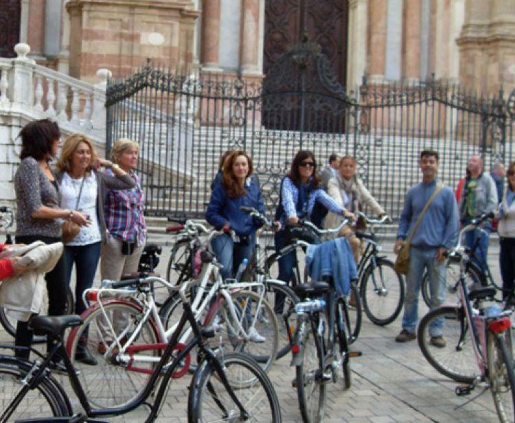 Tour en Bici en Málaga