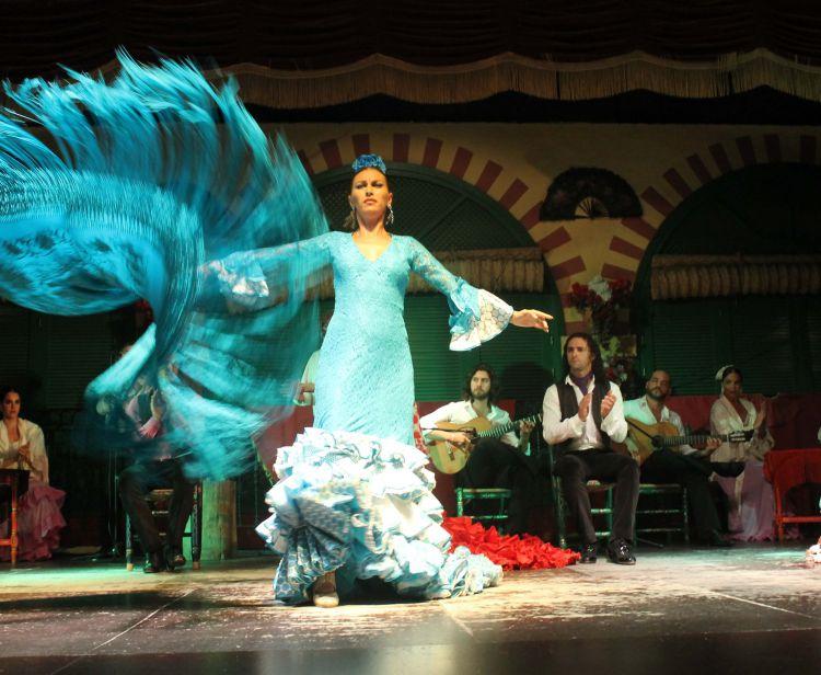 Cena + Especráculo Flamenco en Cádiz