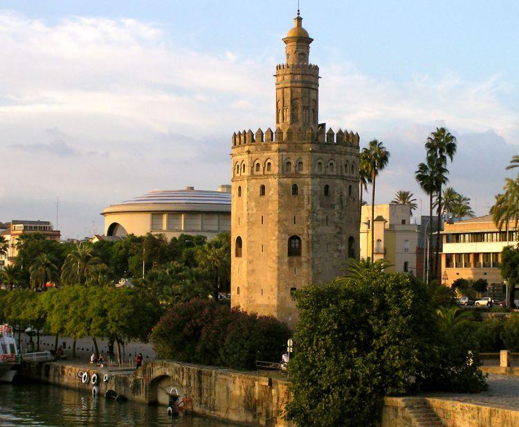 Paseo en Barco por el Rio Guadalquivir en Sevilla con SPA