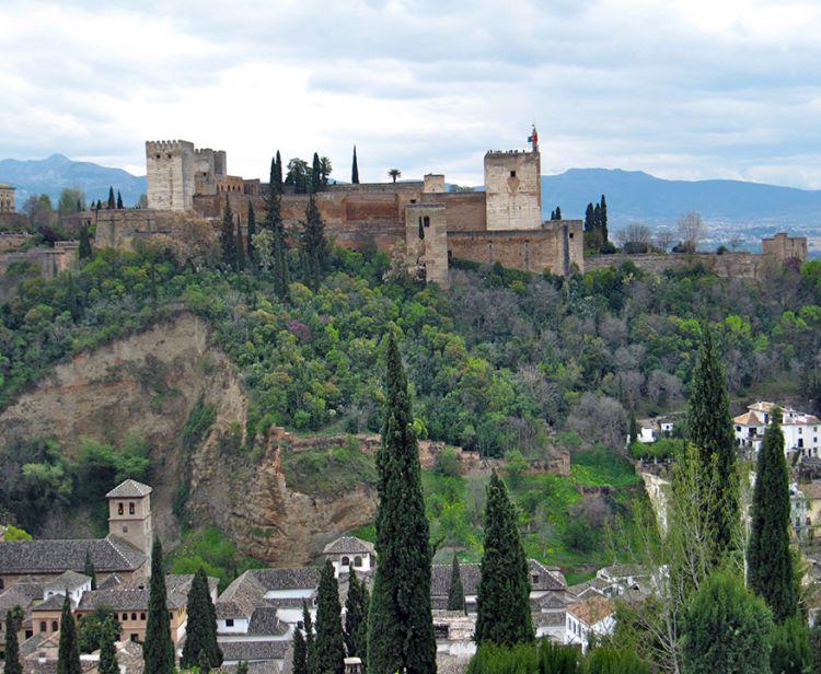 Excursión de un día de Málaga a Granada