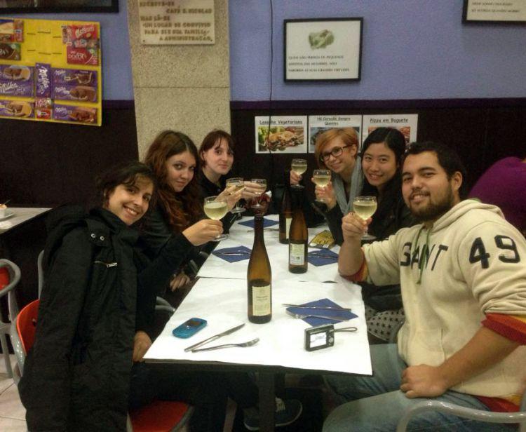 TOUR DE VINOS DE OPORTO