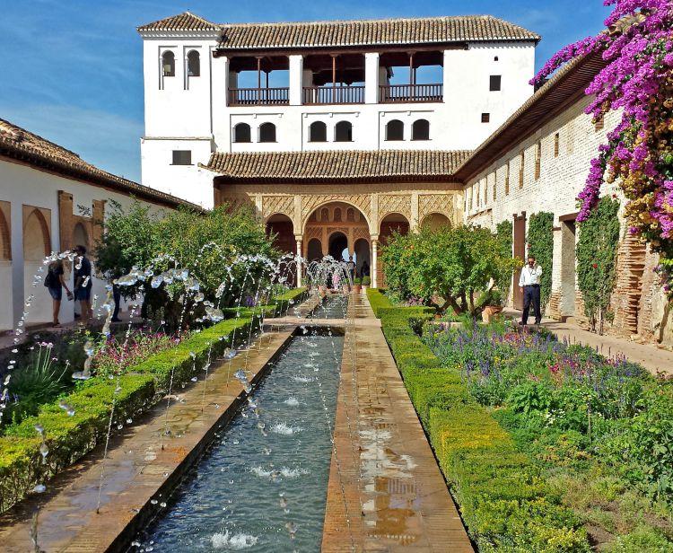 Tour Ciudad de la Alhambra