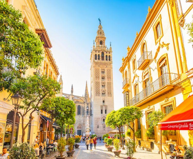 Sevilla Barrio de Santa Cruz