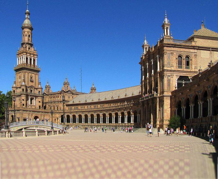 Excursión de un día de Cádiz a Sevilla
