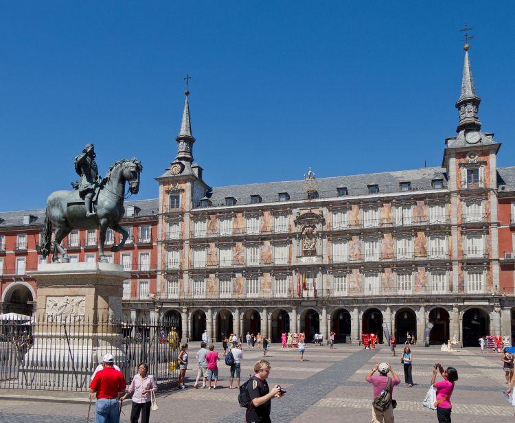 Madrid Free Tour