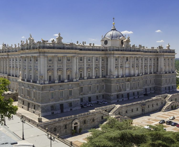 Palacio Real VIP