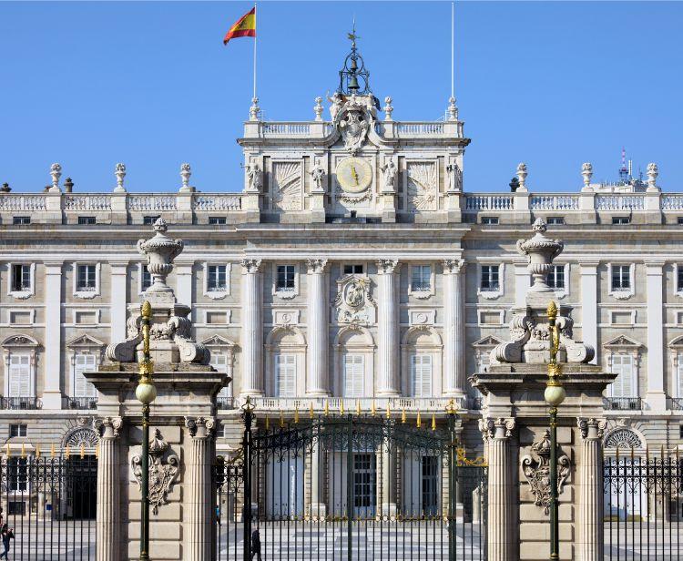Tour Privado: Palacio Real