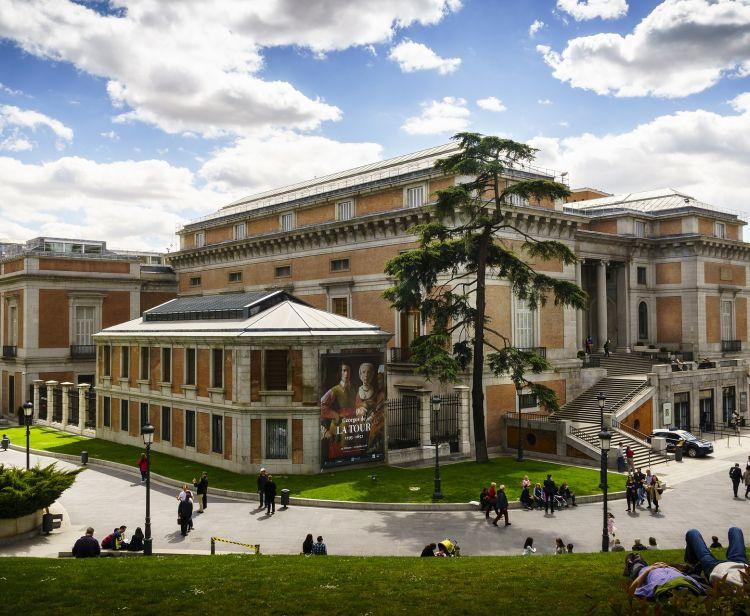 Combo Museo Reina Sofia y Museo del Prado