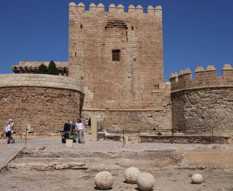 Alcazaba de Almeria