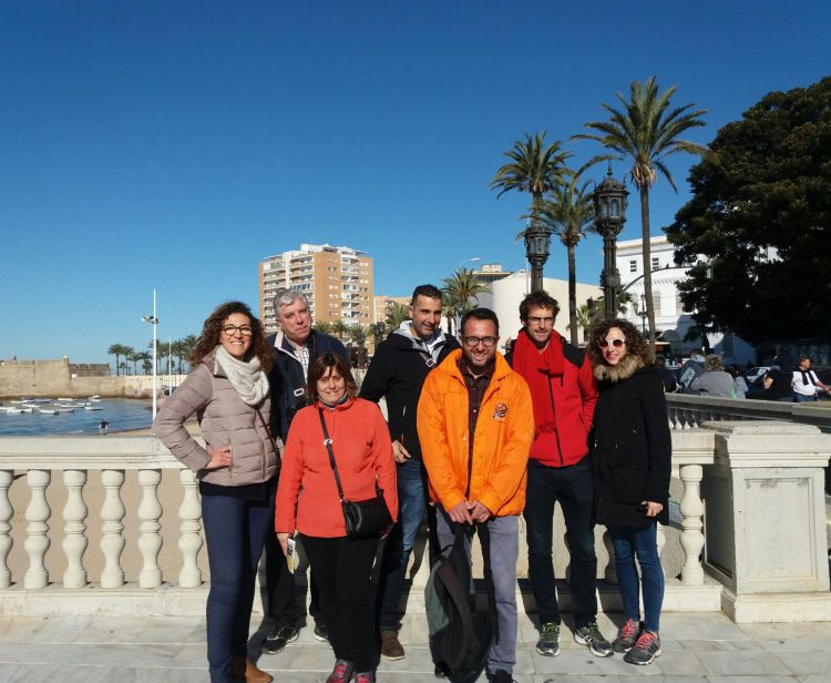 Tour Privado a Pie  en Cádiz
