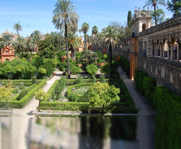 Excursión de un día de Málaga a Sevilla