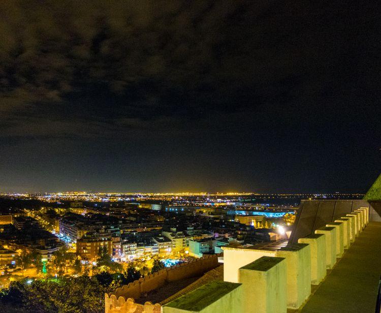 Castillo de Castelldefels + audioguía