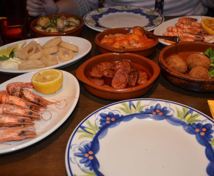 Tour de Tapas por Almeria