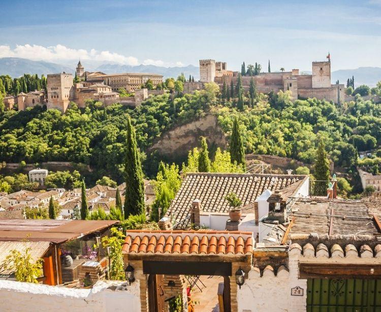 Viaje de un día de Almería a Granada