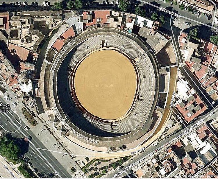 Visita Plaza de Toros de Sevilla