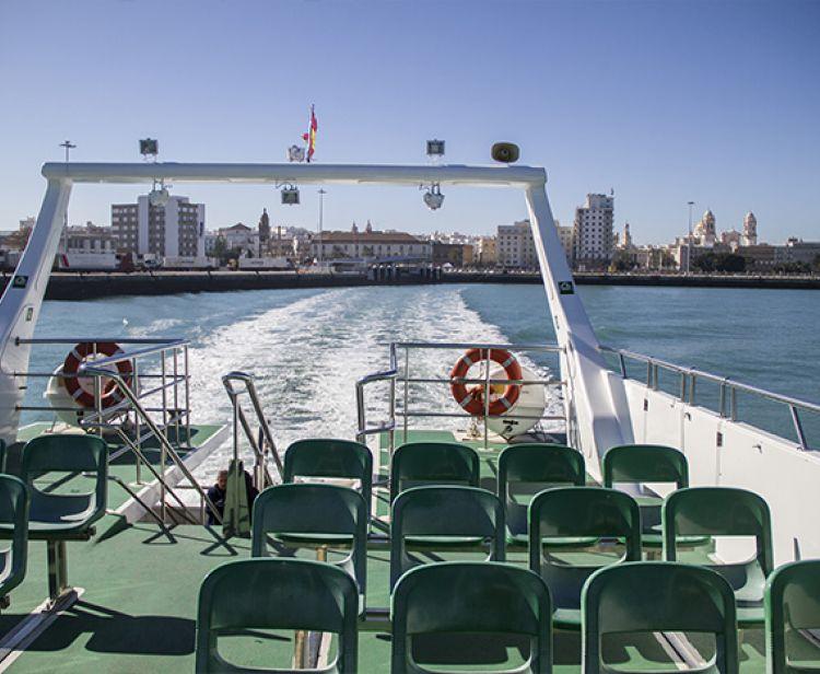 Vinos: De Cádiz al Puerto de Santa María