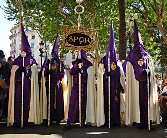 Disfruta del Domingo de Ramos de la Semana Santa de Sevilla