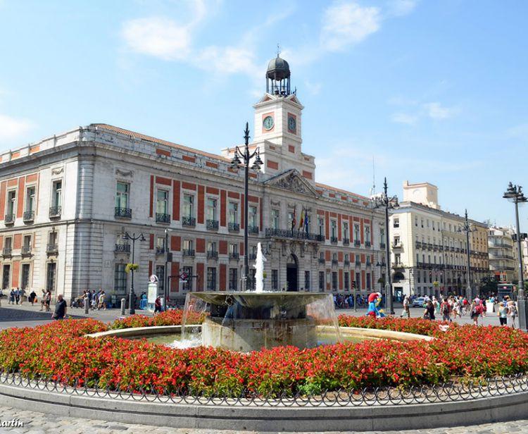 Madrid free tour 10h45