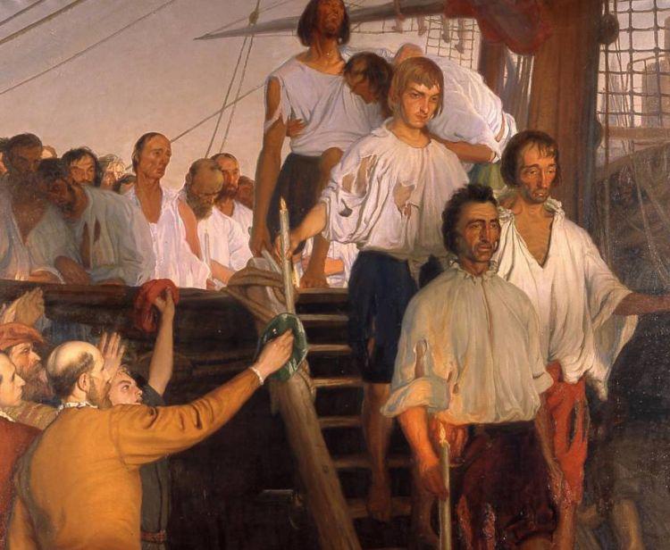 Tour de Magellan et Elcano  Premier tour du monde