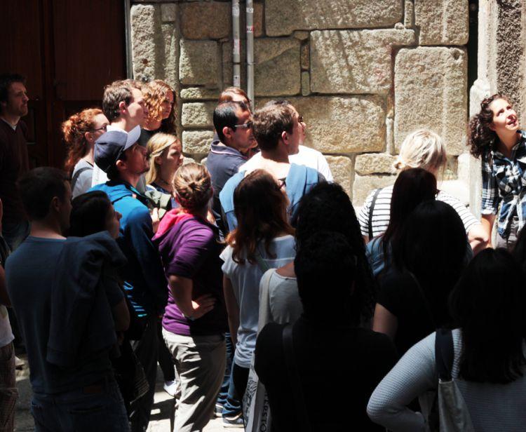 Tour médiévale a Oporto