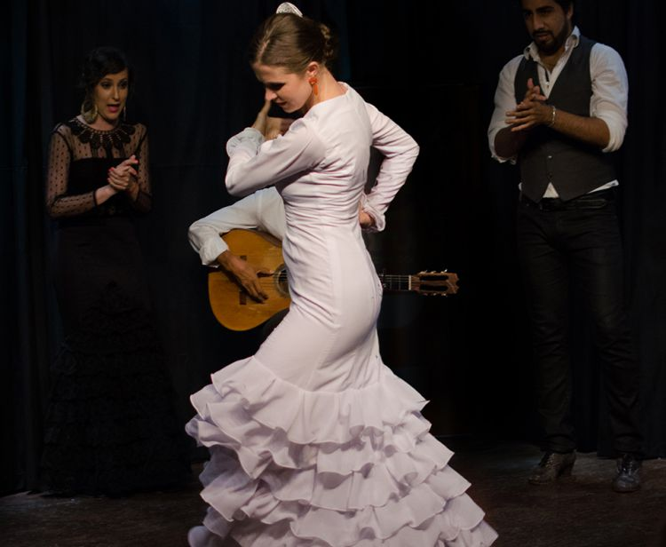 Spectacle de flamenco à Cadix