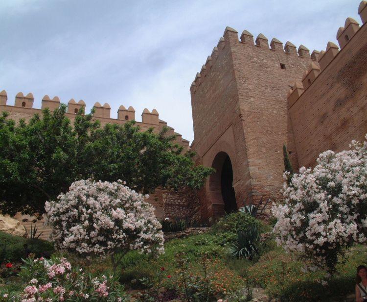 Alcazaba d'Almeria