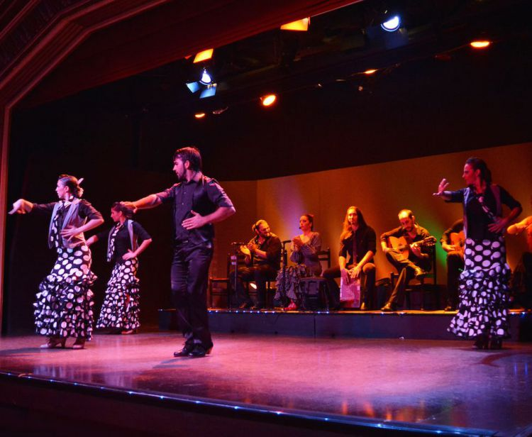 Flamenco + Dînner