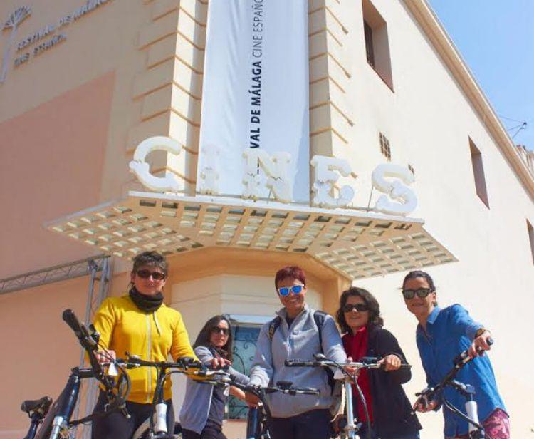 Tour en vélo Malaga