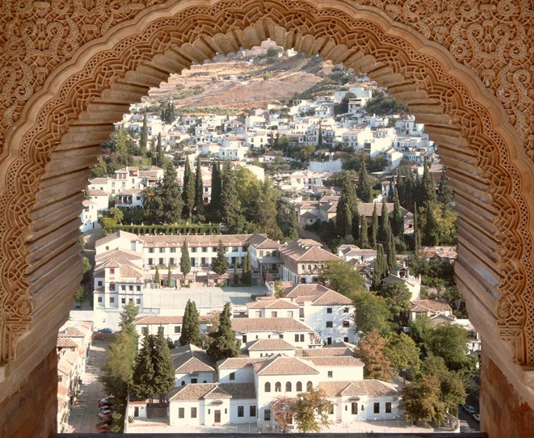 Excursion d'une journée à Granada depuis Malaga